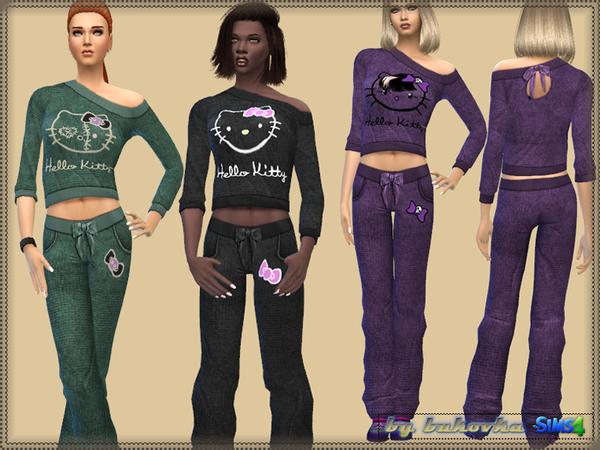 Sims 4 Set by bukovka at TSR