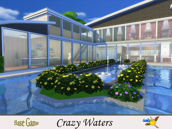 Crazy Waters by Evi at TSR image 233 Sims 4 Updates