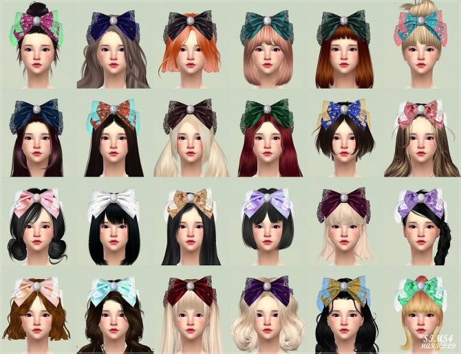 Headband 187 Sims 4 Updates 187 Best Ts4 Cc Downloads