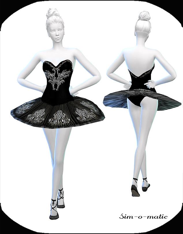 Dance dress at Sim o Matic image 24 1 Sims 4 Updates