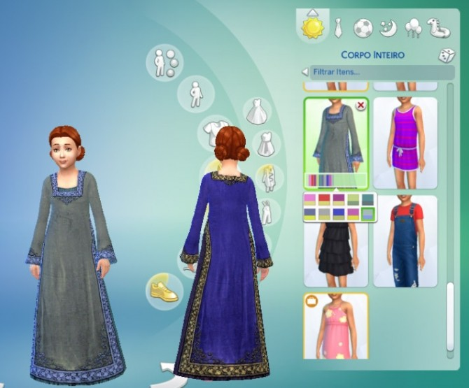 Royal Maxis Conversion For Girls At My Stuff 187 Sims 4 Updates