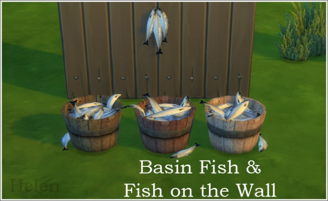 Fish sims 4 updates best ts4 cc downloads for Sims 4 fishing