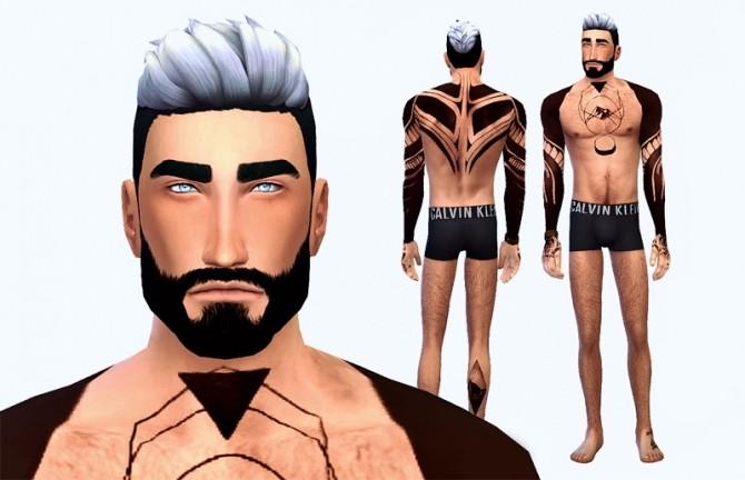 Sim models at Chisami image 2455 670x432 Sims 4 Updates