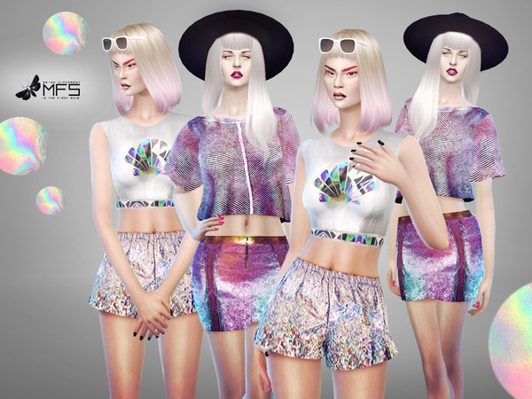 MFS Hologram Collection by MissFortune at TSR image 2710 Sims 4 Updates