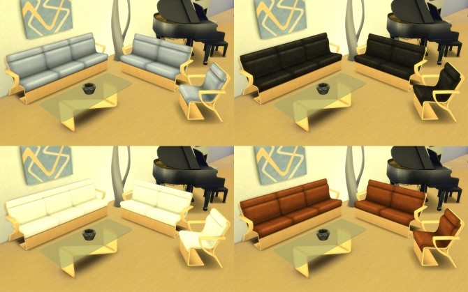 Sims 4 Glamourous Living by LOolyharb1 at Mod The Sims