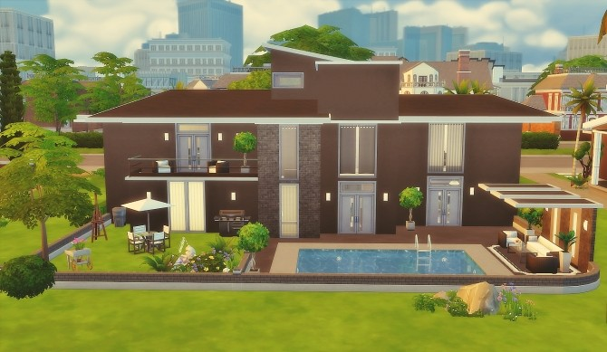 Sims 4 House 15 at Via Sims