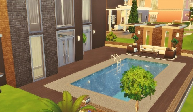 House 15 at Via Sims image 355 670x389 Sims 4 Updates