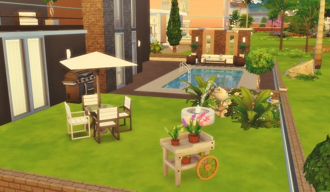 House 15 at Via Sims image 365 670x389 Sims 4 Updates