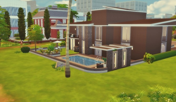 House 15 at Via Sims image 375 670x389 Sims 4 Updates