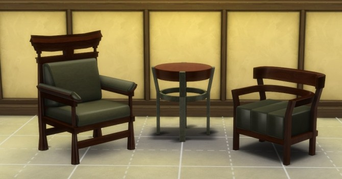 Japanese Inspired Living Set Conversion by EmpathLunabella at Mod The Sims image 4210 670x350 Sims 4 Updates