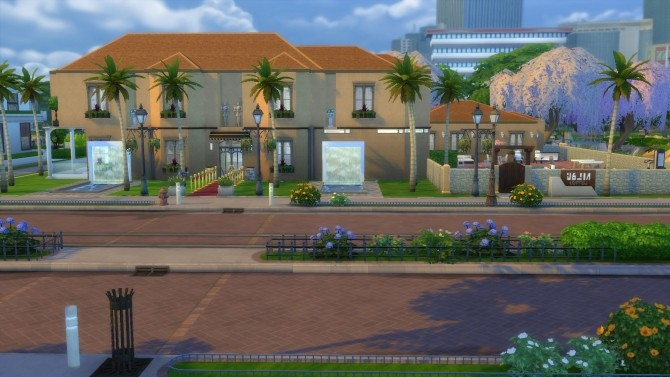 Sims 4 Starfish Point Lakeside Villa by Karter101 at Mod The Sims