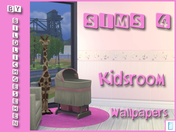 Sims 4 6 wallpapers for kids by Bildlichgesehen at Akisima
