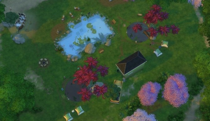 LilyPad Lake Park...Swimming, Fishing, Picnic, Playground. Camp Site.. by mrsyule at Mod The Sims image 498 670x388 Sims 4 Updates