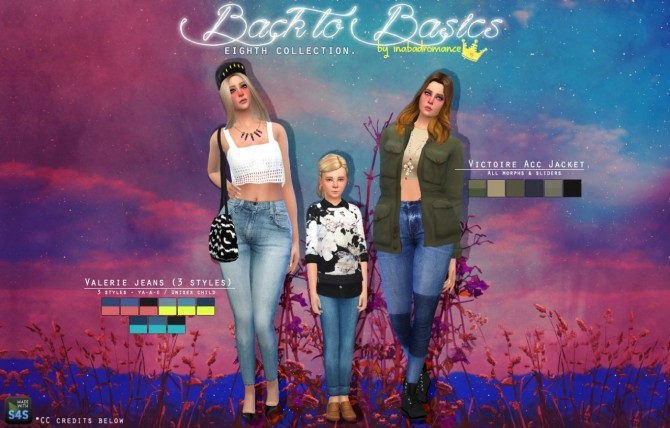 Back to Basic eight at In a bad Romance image 5719 670x428 Sims 4 Updates