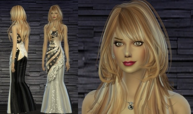 Charm Kennedy by TheReds at Thomas J Chee image 6124 670x394 Sims 4 Updates
