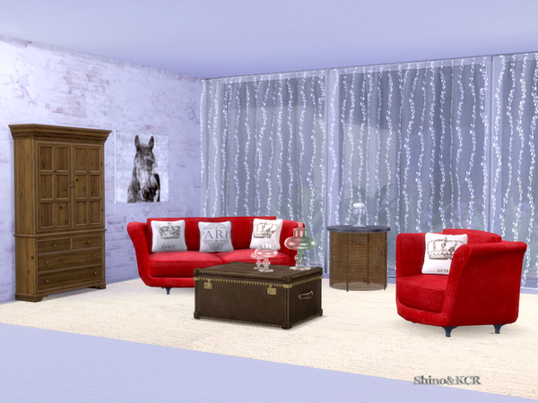 Living Moroso by ShinoKCR at TSR image 629 Sims 4 Updates