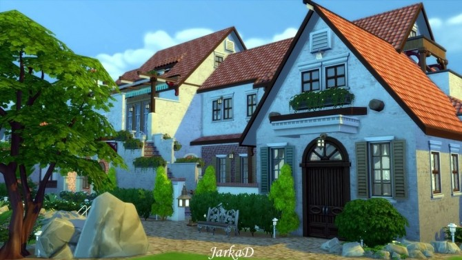 Casa AZURA at JarkaD Sims 4 Blog image 6518 670x377 Sims 4 Updates