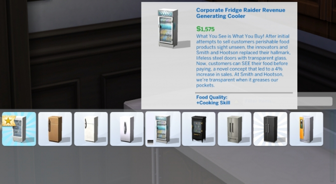 Ultimate Fridge - Store - The Sims™ 3