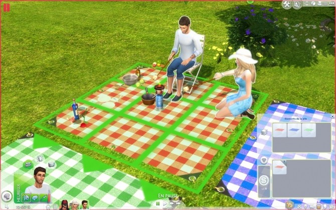 Sims 4 Campingaz backpacking stove by Séri at Mod The Sims