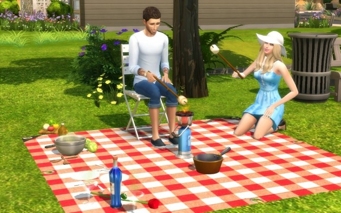 Campingaz backpacking stove by Séri at Mod The Sims image 7212 670x419 Sims 4 Updates