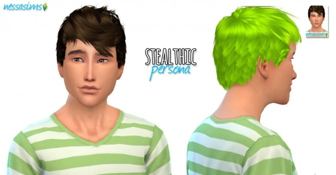 Mini Hair Dump #4 at Nessa Sims image 724 670x350 Sims 4 Updates