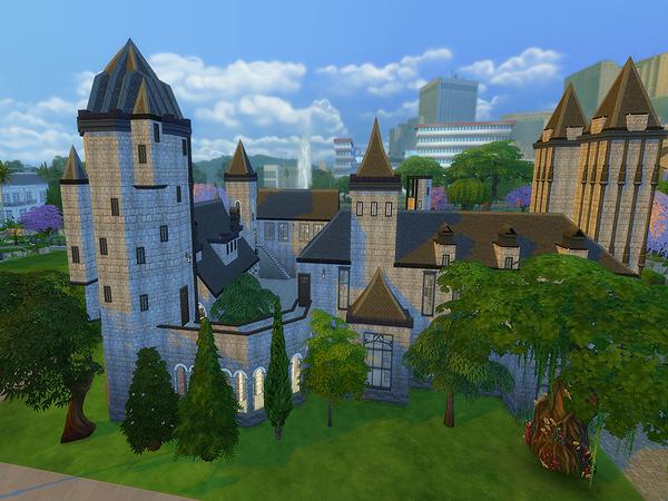 Kelas University by Ineliz at TSR image 7318 Sims 4 Updates