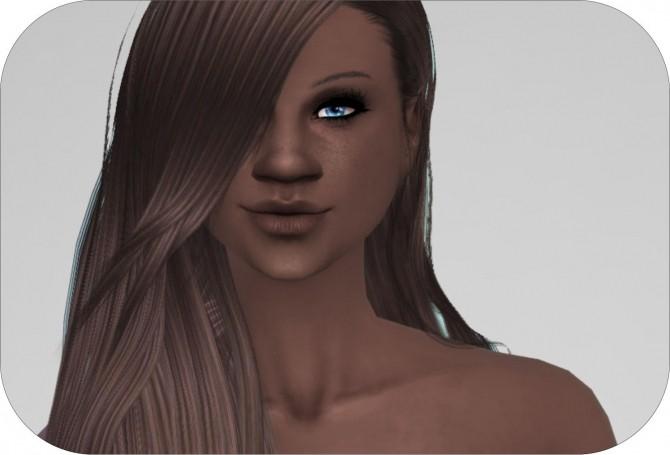 Sims 4 Zoé and Tisha at xMisakix Sims