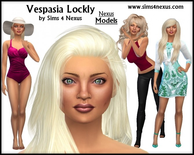 Vespasia Lockly by SamanthaGump at Sims 4 Nexus image 7421 670x536 Sims 4 Updates