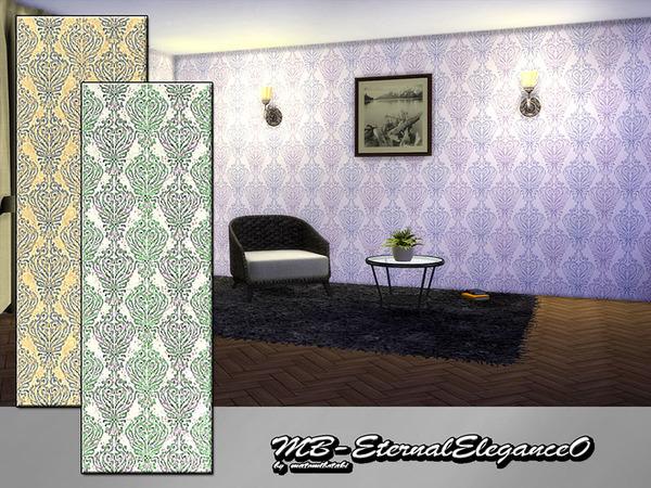 MB Eternal EleganceO wallpapers by matomibotaki at TSR image 759 Sims 4 Updates
