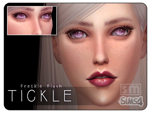 Tickle Freckle Blush by Screaming Mustard at TSR image 815 Sims 4 Updates