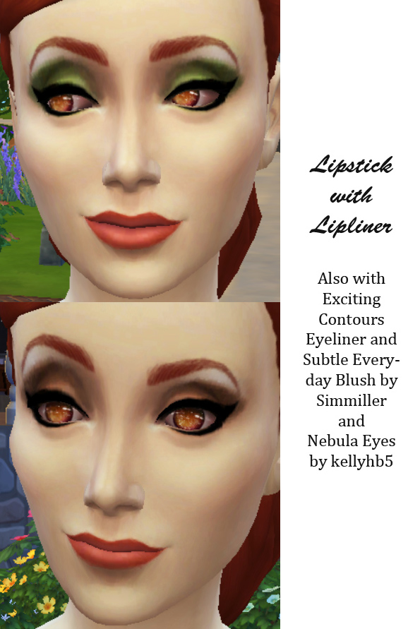 21 New Shades of Lipstick by Simmiller at Mod The Sims image 8214 Sims 4 Updates