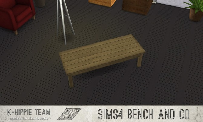 7 Benches Spa Serie volume 1 at K hippie image 83 670x402 Sims 4 Updates