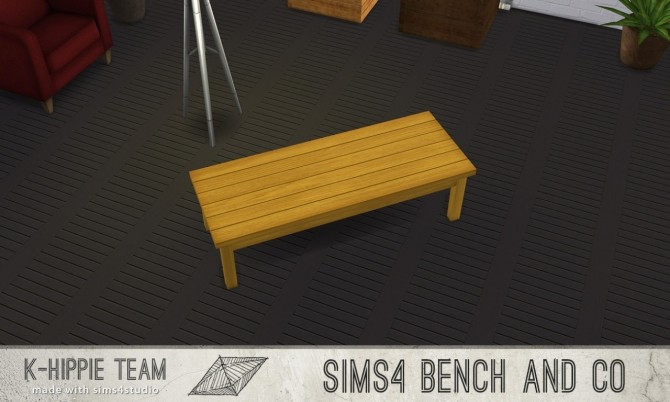 7 Benches Spa Serie volume 1 at K hippie image 84 670x402 Sims 4 Updates