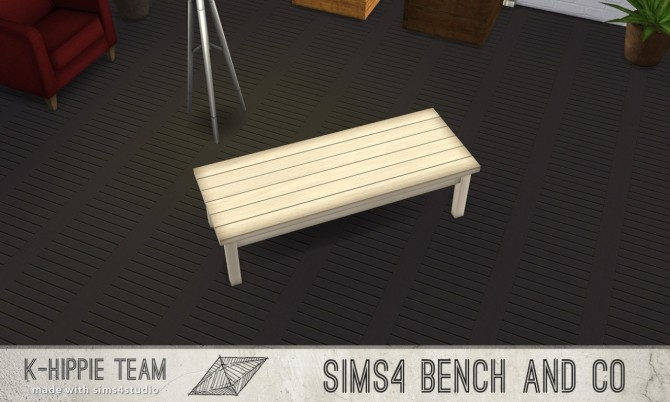 7 Benches Spa Serie volume 1 at K hippie image 85 670x402 Sims 4 Updates