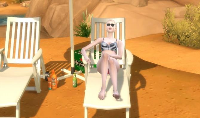 Sims 4 Summer poses at Neverland Sims4