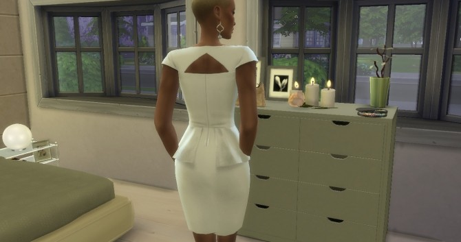 Peplum Eve Dress by MzEnvy20 at Mod The Sims image 893 670x353 Sims 4 Updates