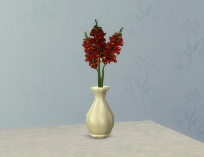 Vase for Garden Flowers by plasticbox at Mod The Sims image 9017 670x516 Sims 4 Updates