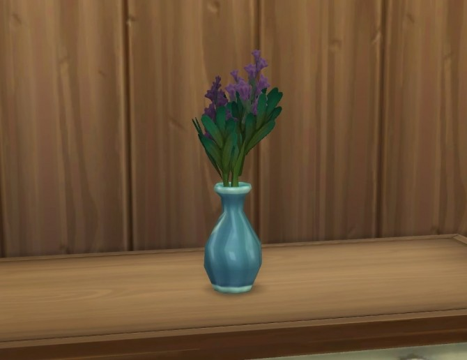 Vase for Garden Flowers by plasticbox at Mod The Sims image 9122 670x516 Sims 4 Updates