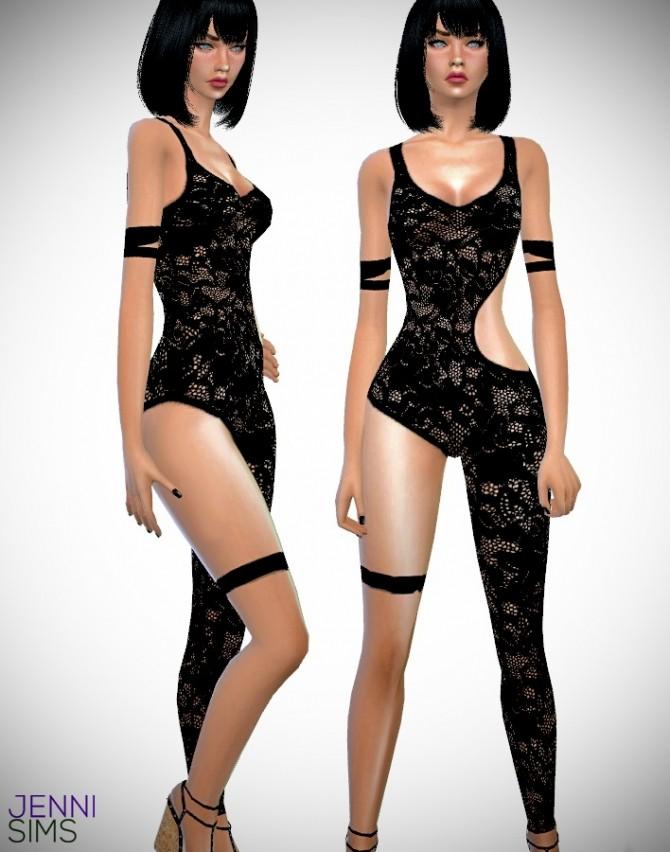 Body Jumpsuits at Jenni Sims image 9218 670x852 Sims 4 Updates