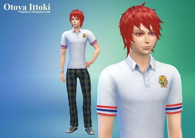 Sims 4 Anime Characters Mod : Anime sims updates best ts cc downloads