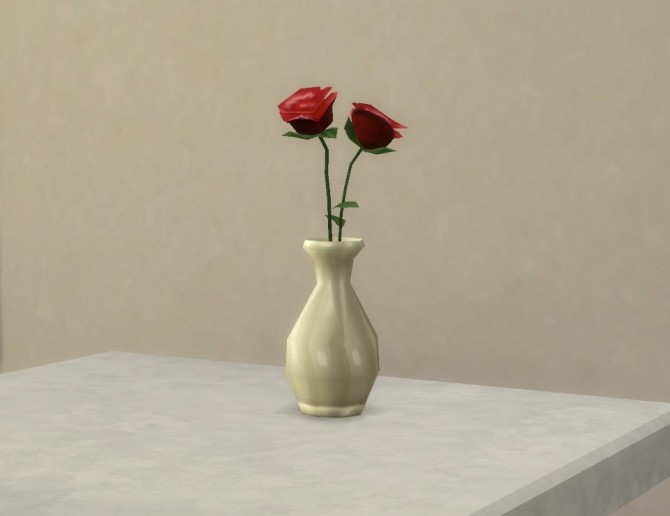 Vase for Garden Flowers by plasticbox at Mod The Sims image 9317 670x516 Sims 4 Updates