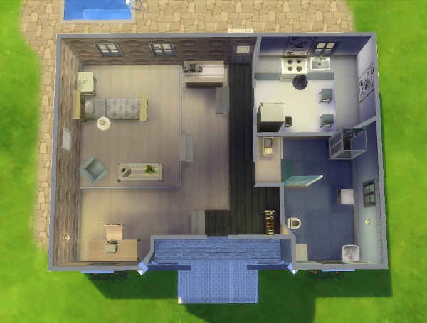 Chantilly Lane house by Avalanche at Sims Marktplatz image 9712 Sims 4 Updates