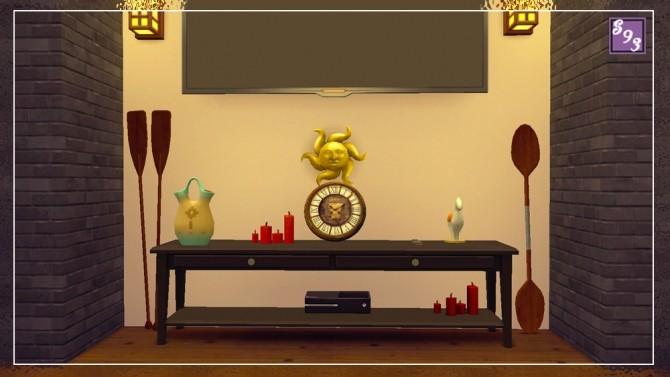 Southwest Living Room at Shenice93 image 976 670x377 Sims 4 Updates