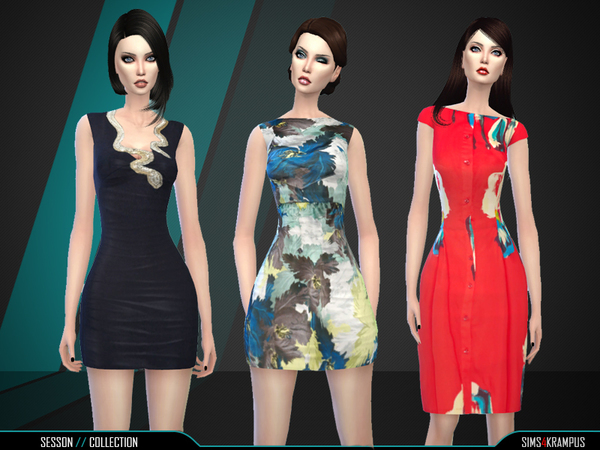 Sims 4 Sesson Collection by SIms4Krampus at TSR