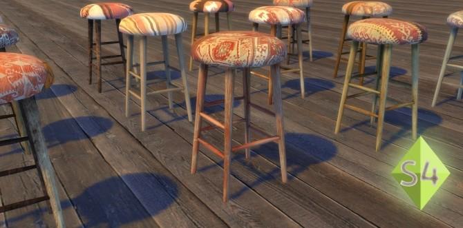 Sims 4 Cover All Kilim Set at Baufive – b5Studio