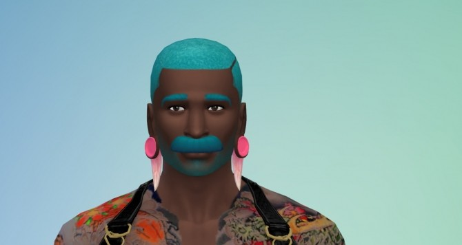 Horn plugs at Untraditional NERD image 10120 670x356 Sims 4 Updates