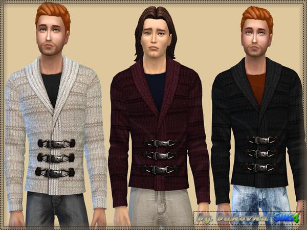Sims 4 Sweater Jacket Belts by bukovka at TSR