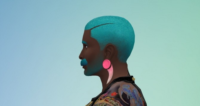 Horn plugs at Untraditional NERD image 10214 670x356 Sims 4 Updates