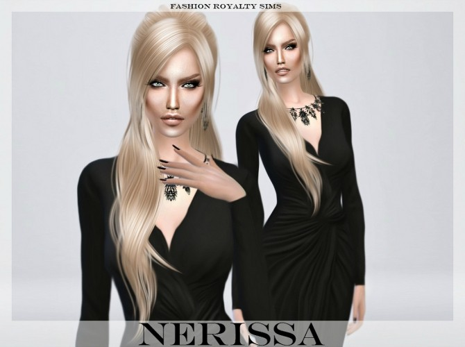 Sims 4 Nerissa at Fashion Royalty Sims