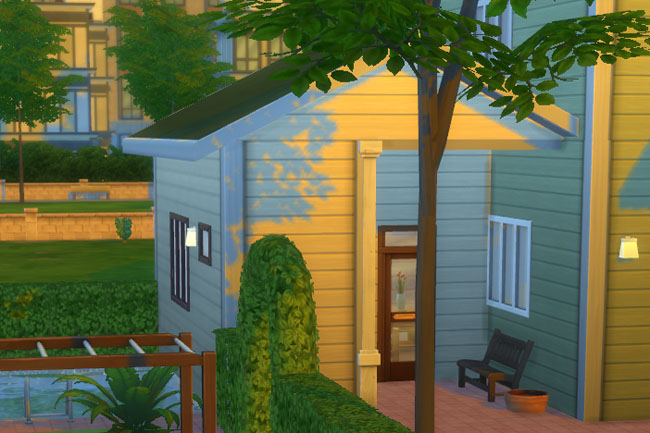 Sims 4 Newcrest Home1 by mammut at Blacky's Sims Zoo